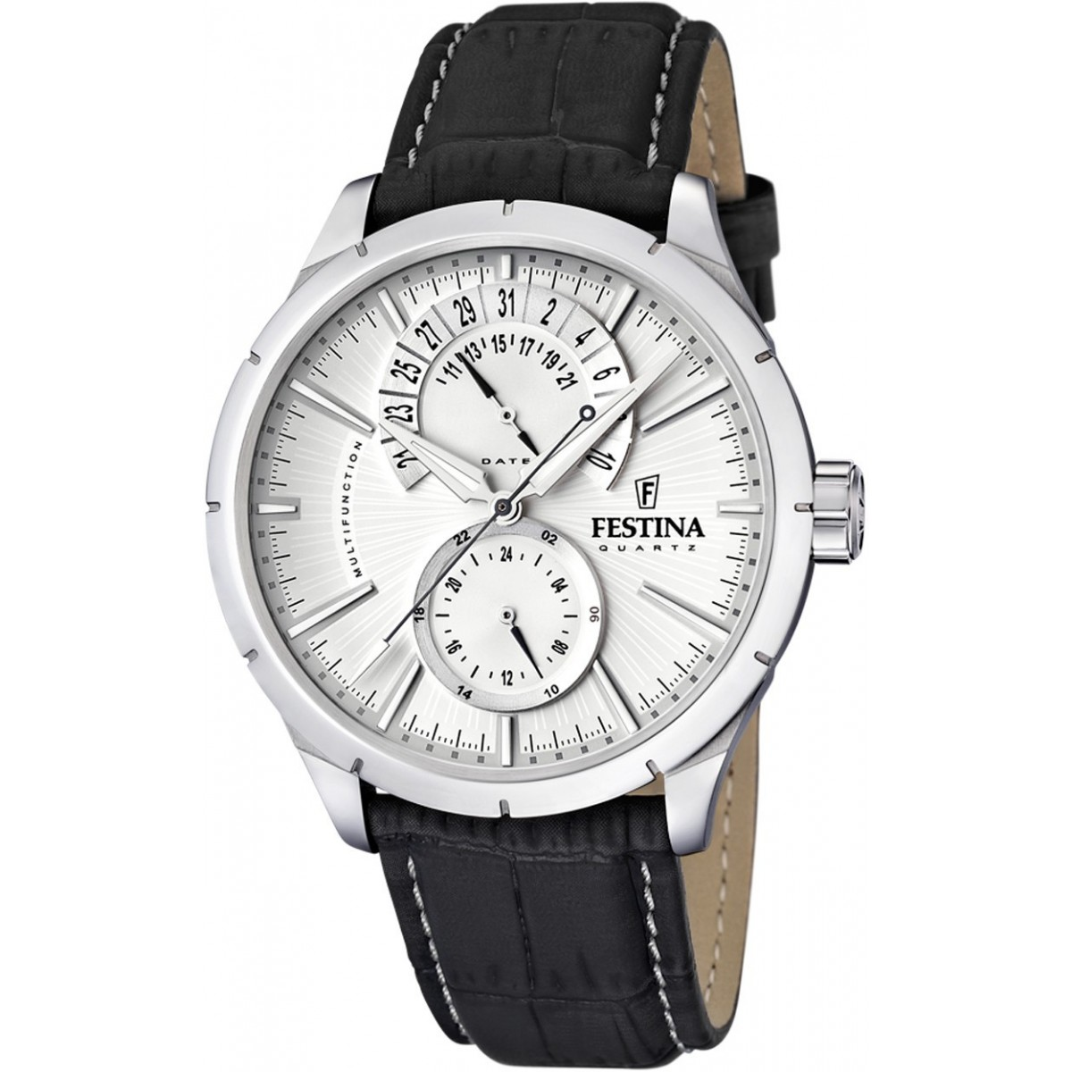 Festina Multifunktion herre ur Model F16573/1-3