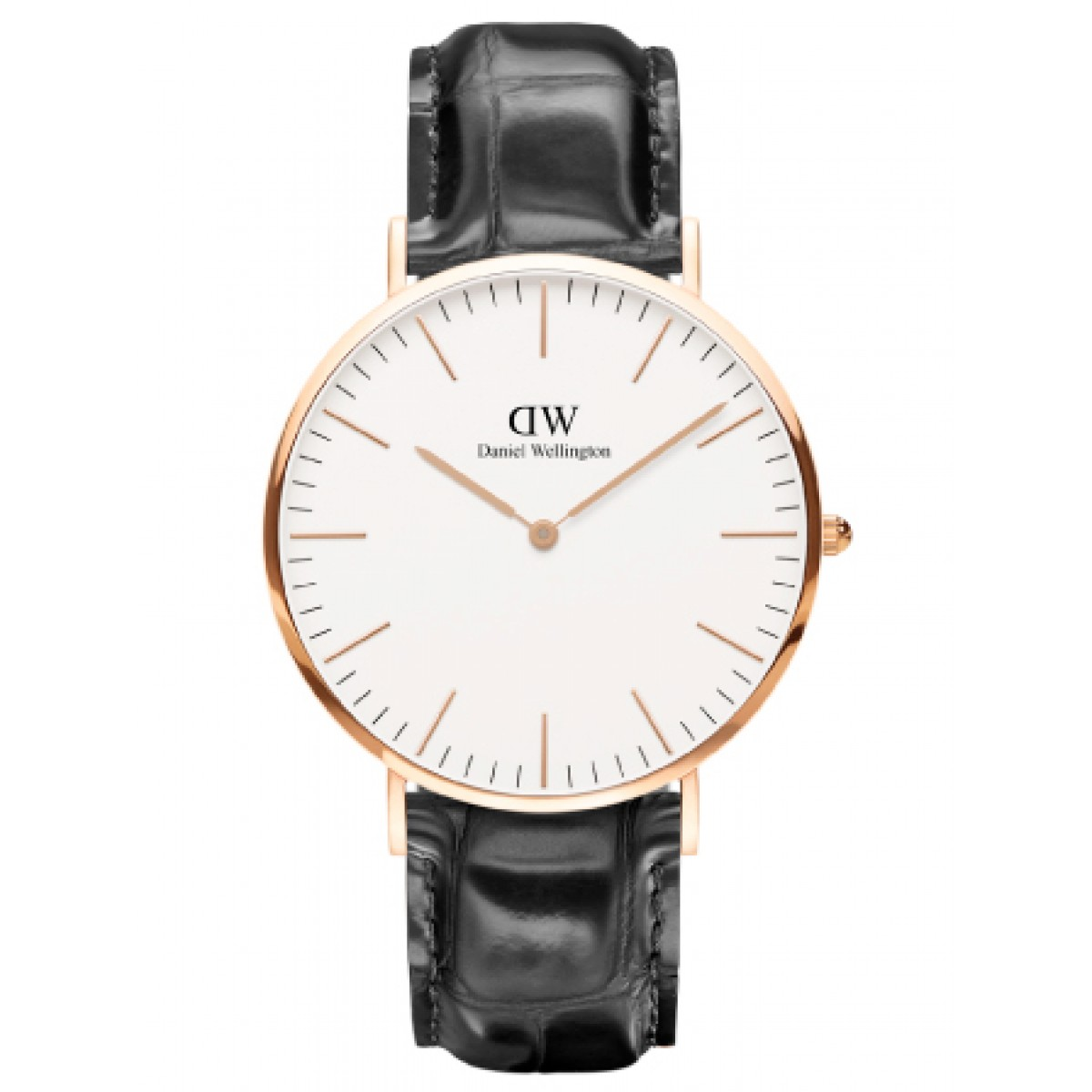Daniel Wellington CLASSIC 36 and 40 mm Reading Rose ur-3
