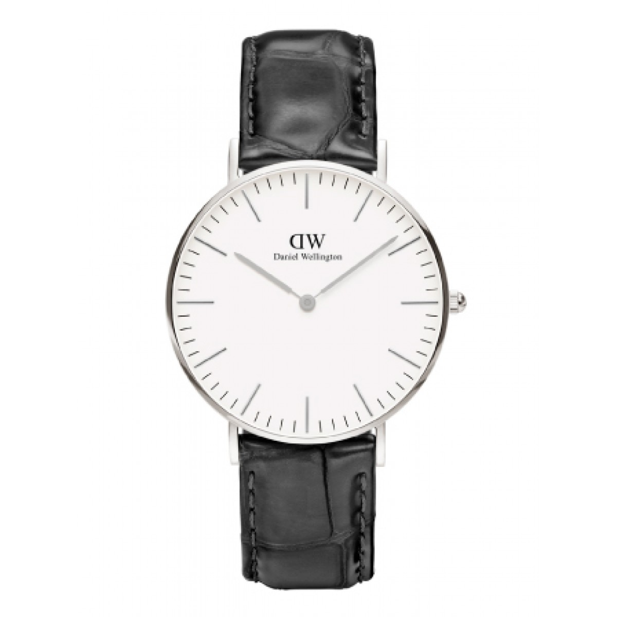 Daniel Wellington CLASSIC 36 and 40 mm Reading Silver ur-3