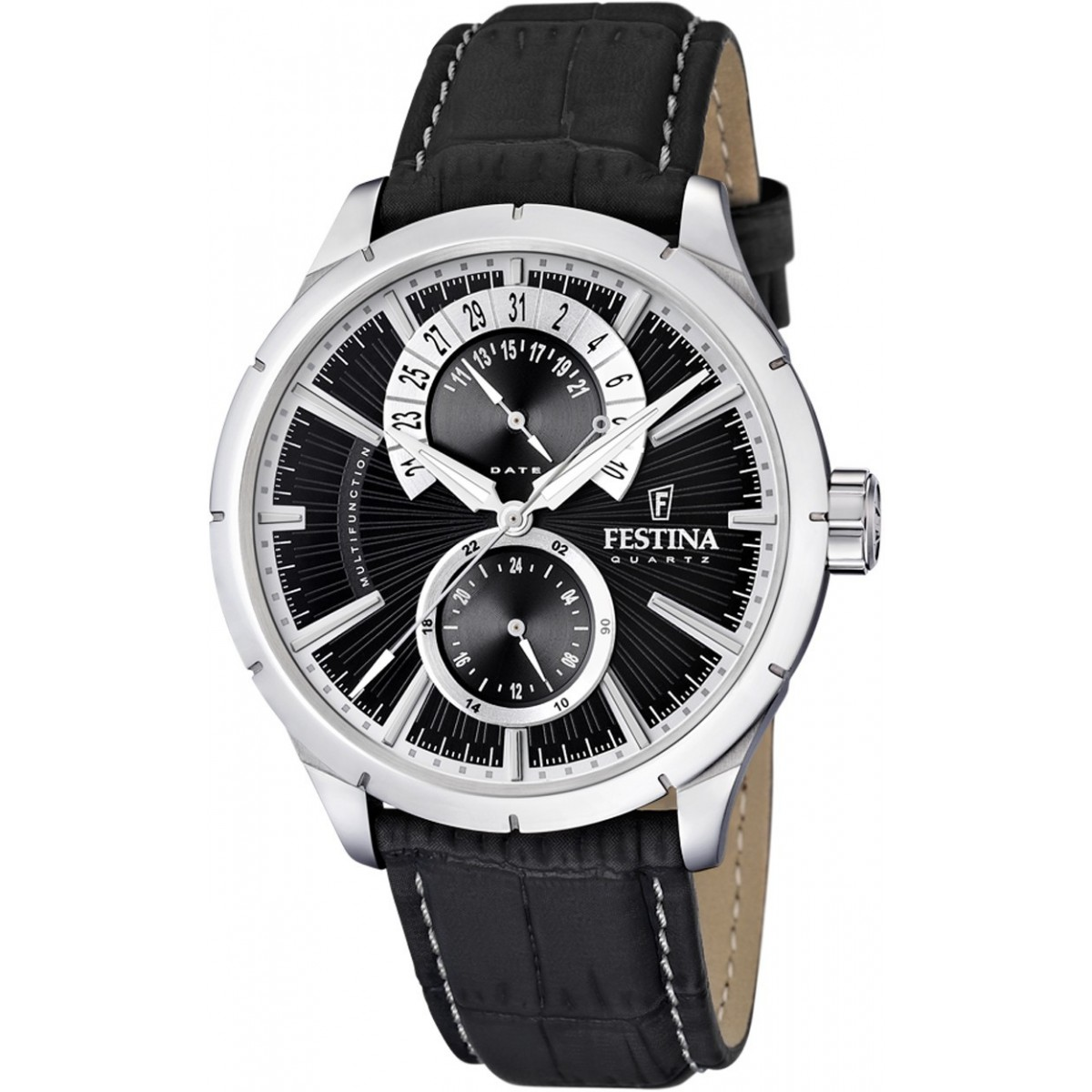 Festina Multifunktion herre ur Model F16573/3-3