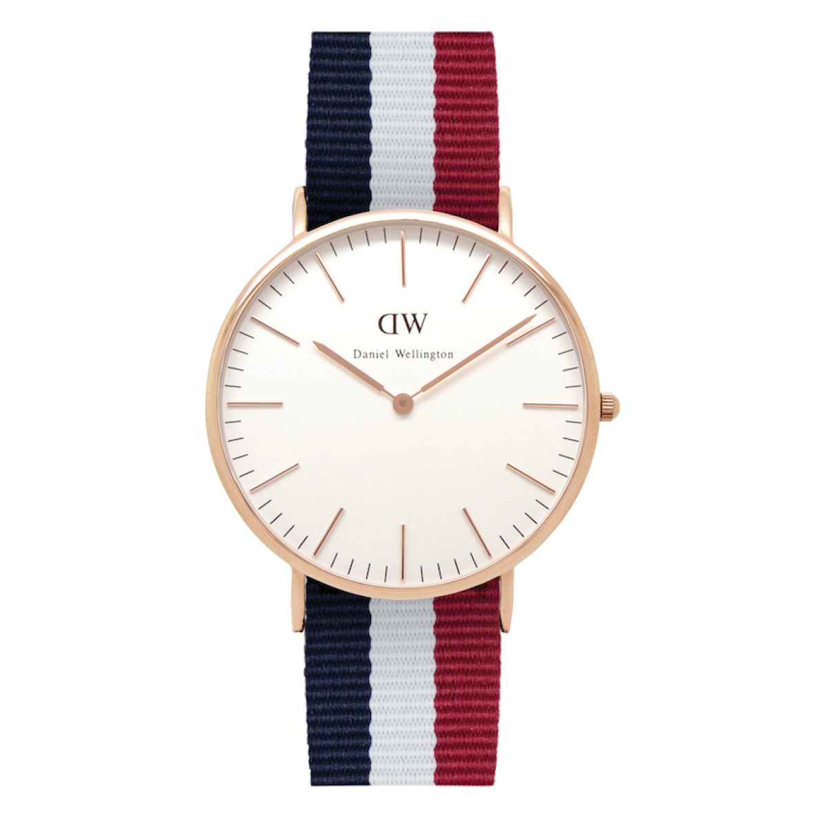 Daniel Wellington CLASSIC 40 mm Cambridge Rose ur-3