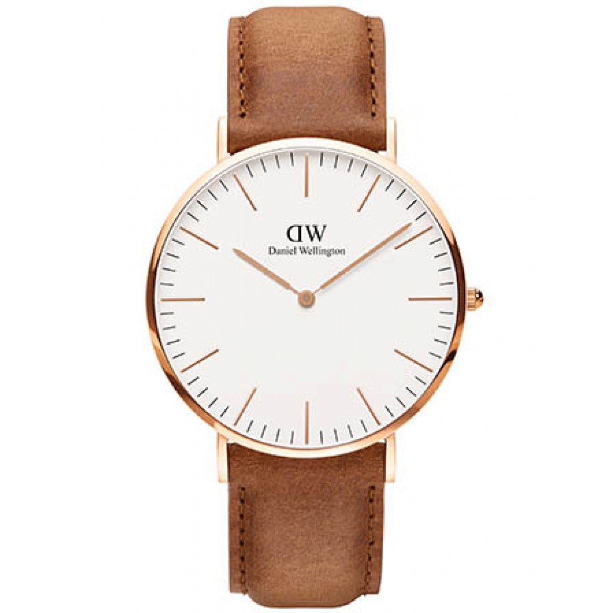 Daniel Wellington CLASSIC 36 and 40 mm Durham Rose ur-3