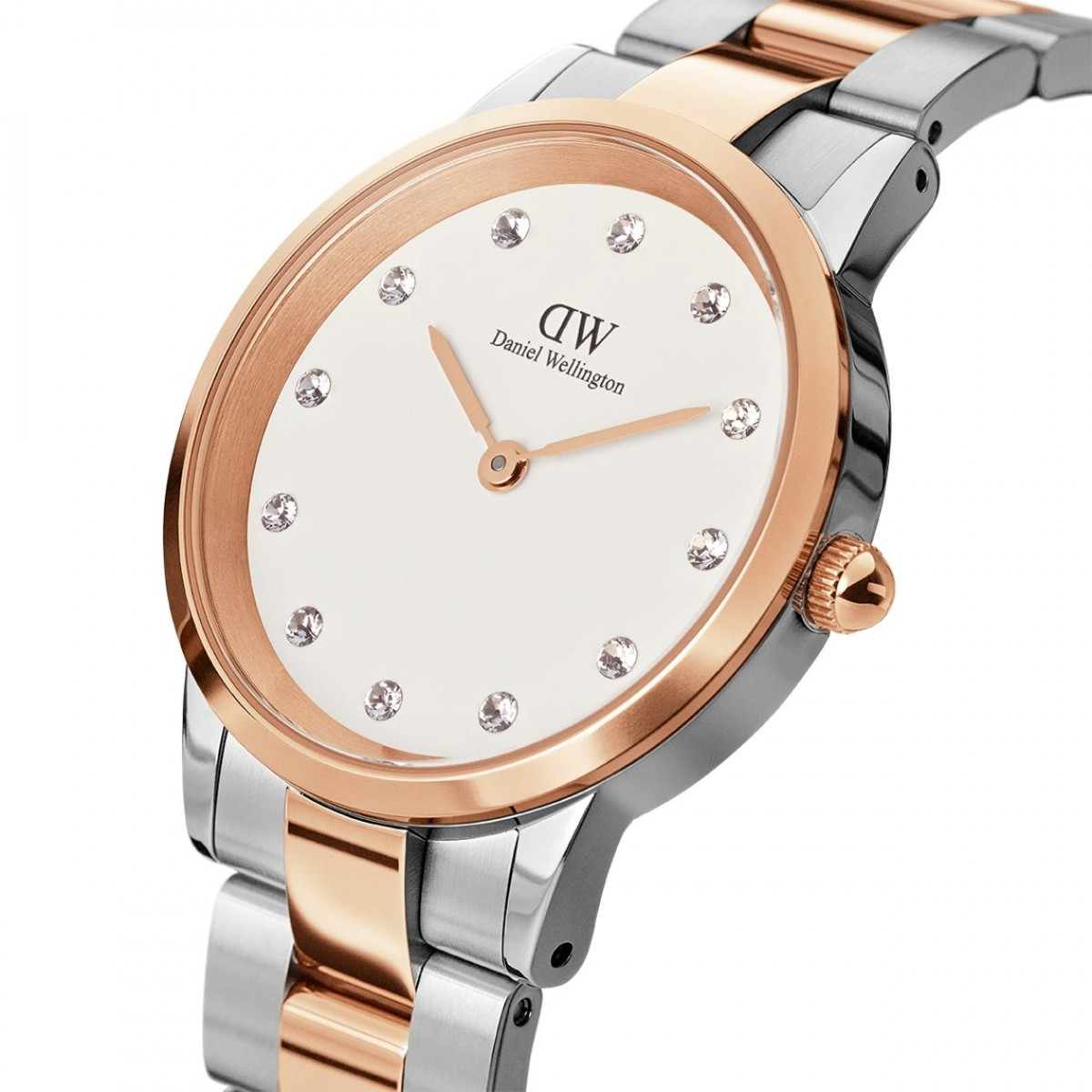 daniel wellington iconic link lumine