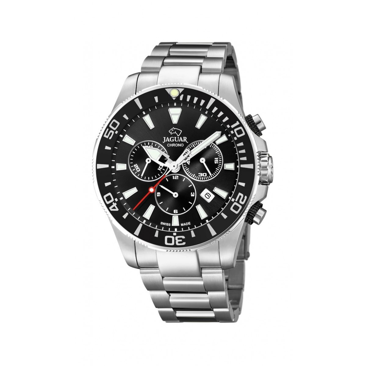 Jaguar ur Herre Executive diver chronograf - Swiss Made model 861/3