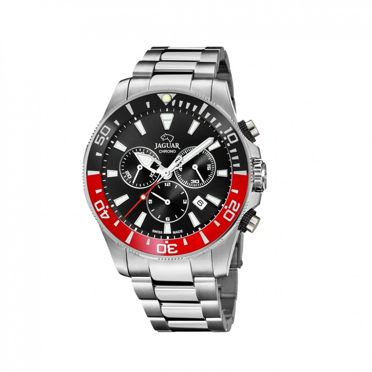 Jaguar ur Herre Executive diver Chronograf - Swiss Made model 861/5