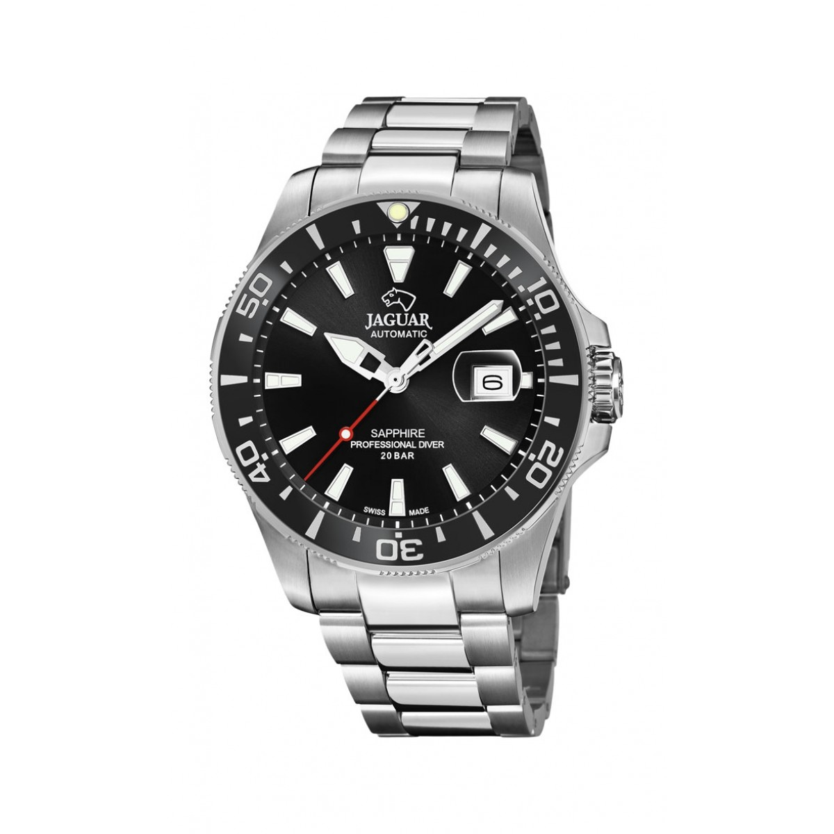 Jaguar ur Herre Executive diver AUTOMATIK - Swiss Made model J886/3