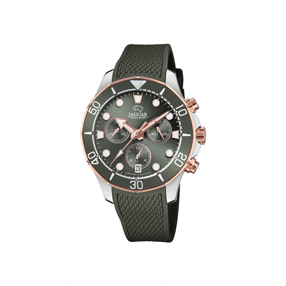 Jaguar ur Dame DIVER - Swiss Made model J890/3
