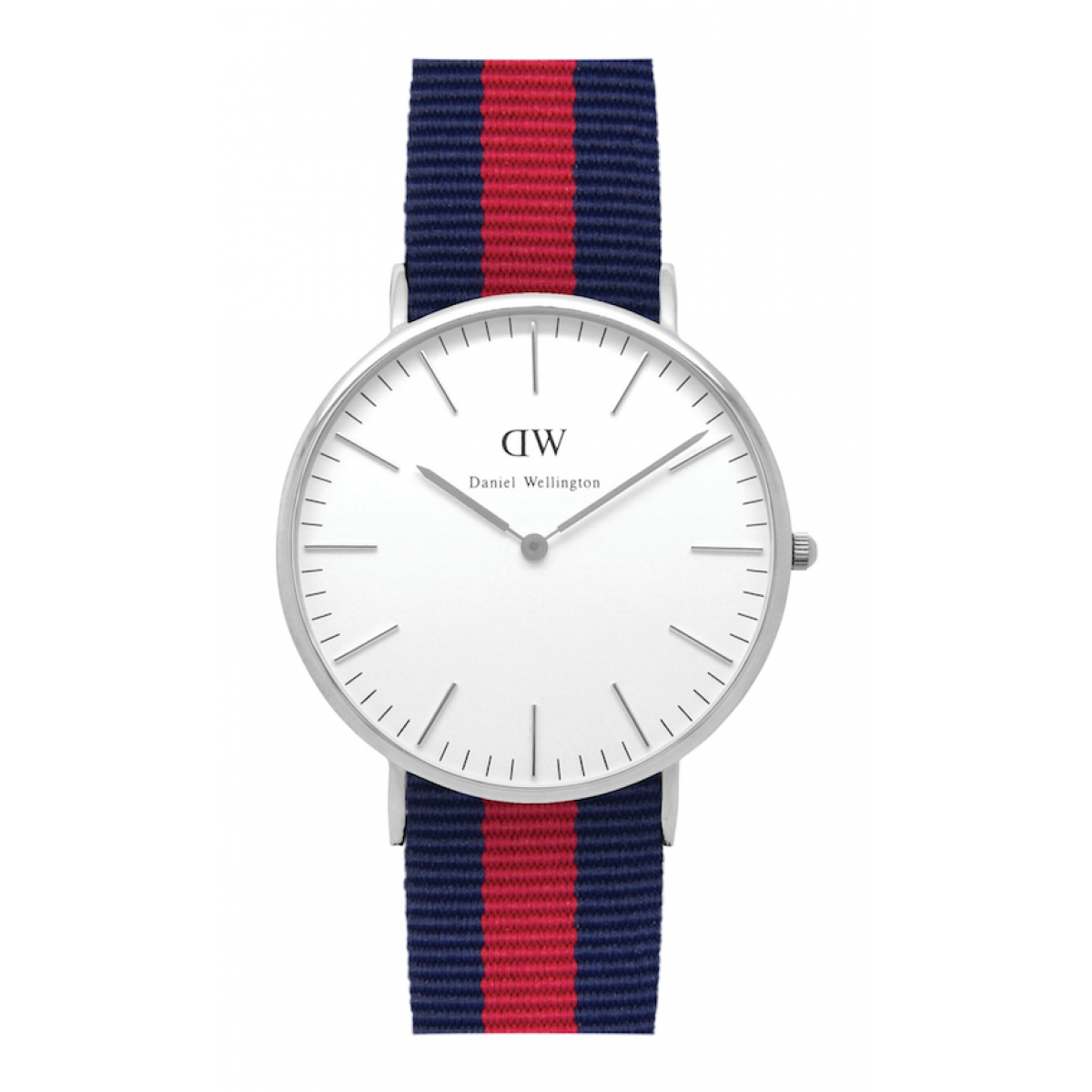 Daniel Wellington CLASSIC 36 and 40 mm Oxford Silver ur-3