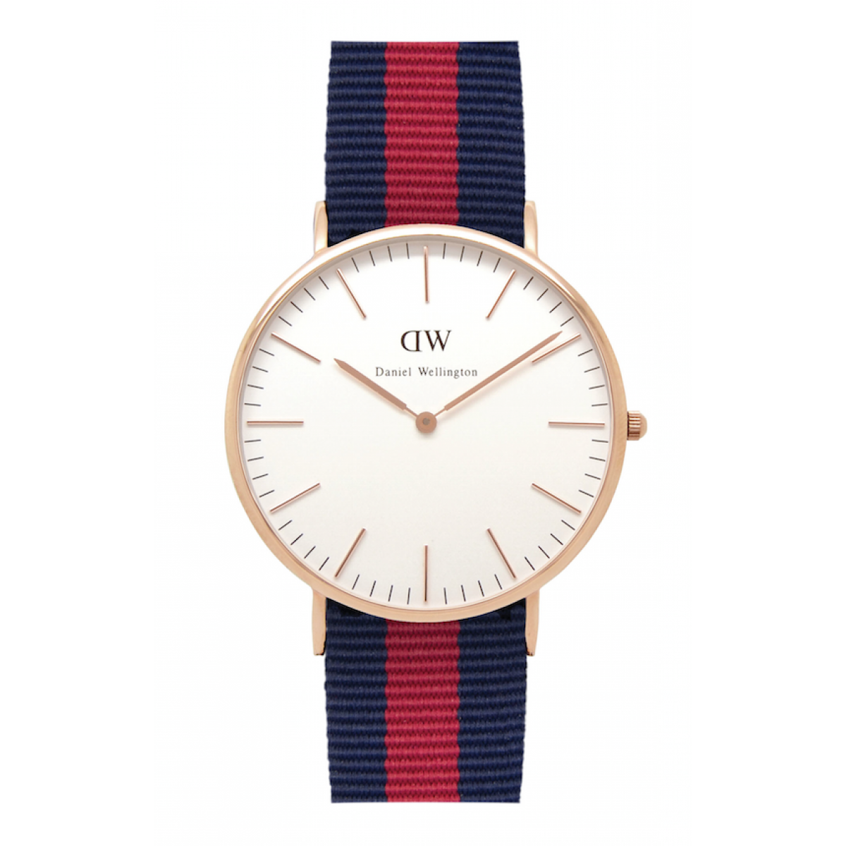Daniel Wellington CLASSIC 36 and 40 mm Oxford Rose ur-3