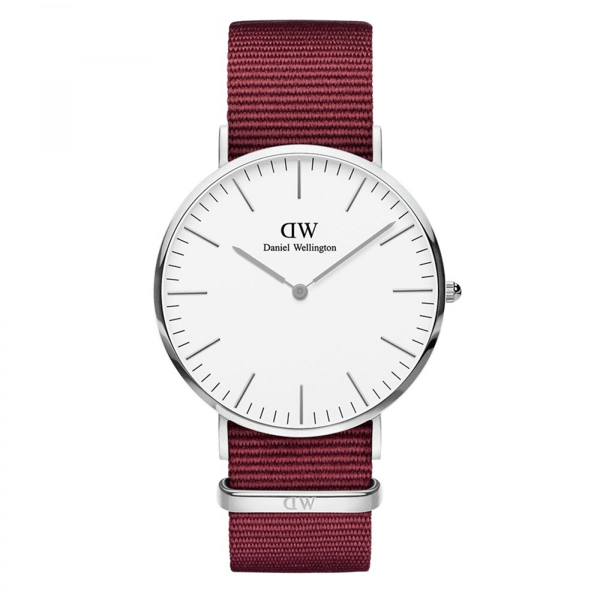 roselyn silver ur daniel wellington