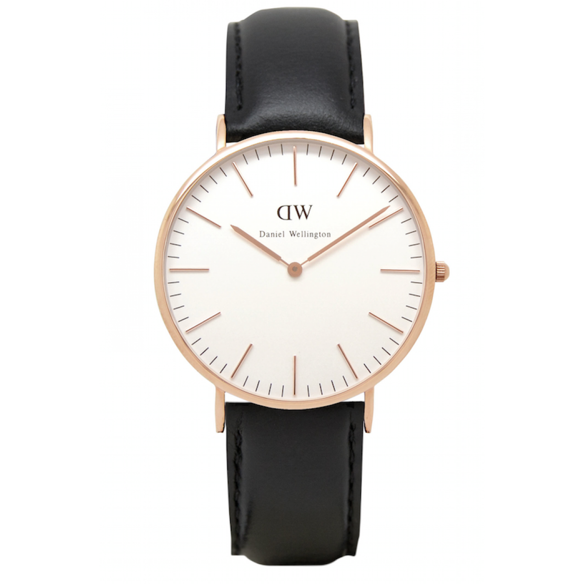Daniel Wellington CLASSIC 36 and 40 mm Sheffield Rose ur-30
