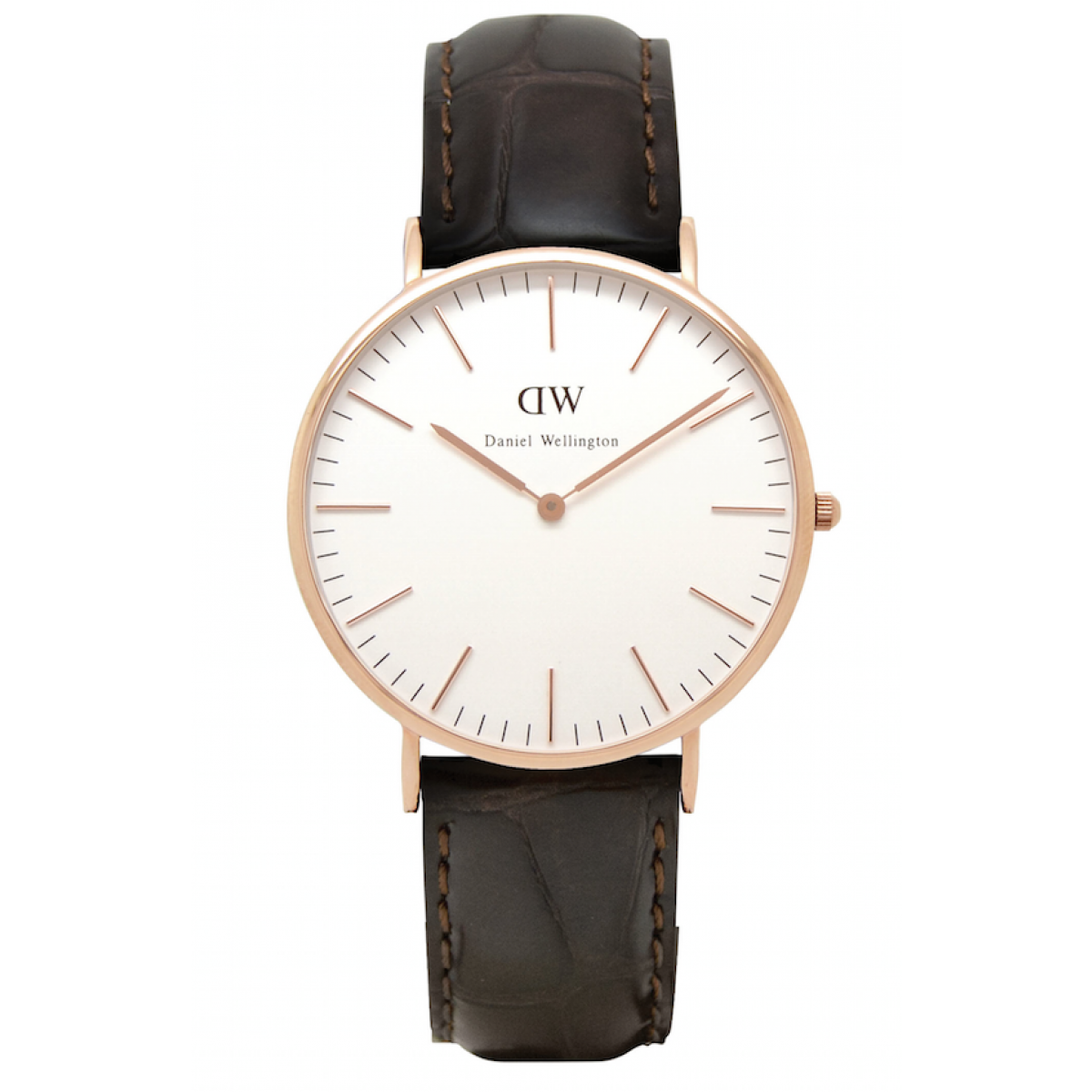 Daniel Wellington CLASSIC 36 and 40 mm York Rose-3