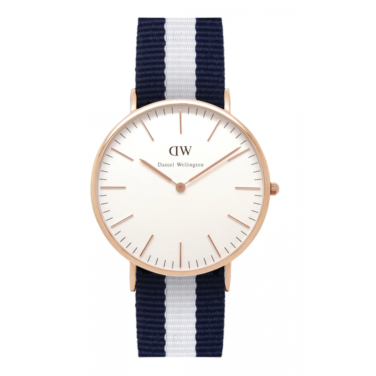 Daniel Wellington CLASSIC 36 and 40 mm Glasgow Rose ur-3