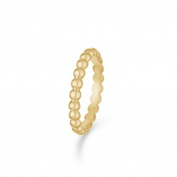 Poetry ring 14 kt guld