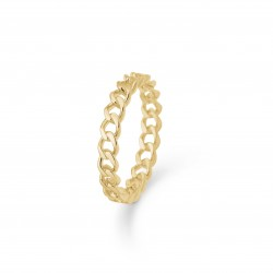 Poetry guld ring 1540045