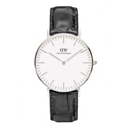 Daniel Wellington CLASSIC 36 and 40 mm Reading Silver ur-20