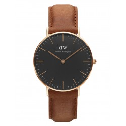 Daniel Wellington CLASSIC BLACK 36 and 40 mm Durham Rose ur-20