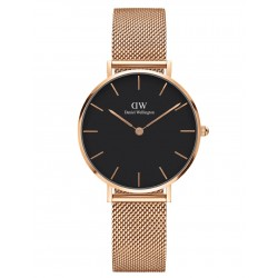 Daniel Wellington CLASSIC PETITE Melrose Black 32 mm ur-20