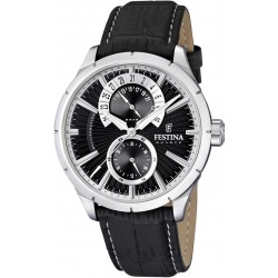Festina Multifunktion herre ur Model F16573/3-20