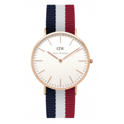 Daniel Wellington CLASSIC 40 mm Cambridge Rose ur-20