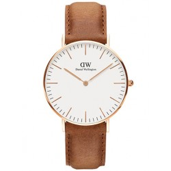 Daniel Wellington CLASSIC 36 and 40 mm Durham Rose ur-20