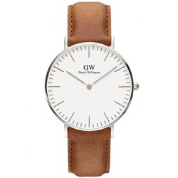 Daniel Wellington CLASSIC 36 and 40 mm Durham Silver ur-20