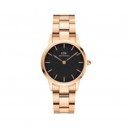 iconic link 28 mm rose sort