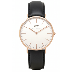 Daniel Wellington CLASSIC 36 and 40 mm Sheffield Rose ur-20