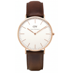 Daniel Wellington CLASSIC 36 and 40 mm Bristol Rose ur-20