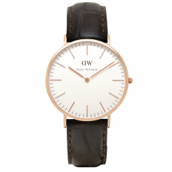 Daniel Wellington CLASSIC 36 and 40 mm York Rose-20