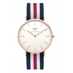 Daniel Wellington CLASSIC 36 and 40 mm Canterbury Rose ur-20