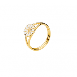 marguerit ring 9 mm blomst
