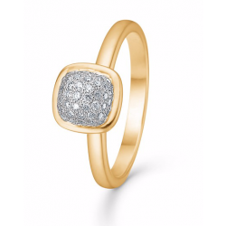 delight ring med brillanter