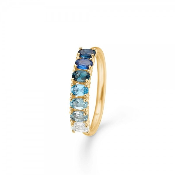 poetry sapphire ring