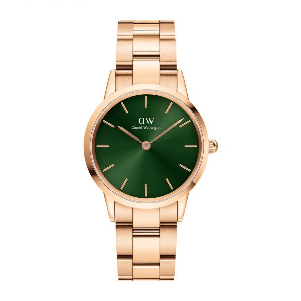 Iconic link emerald pearl 32 mm