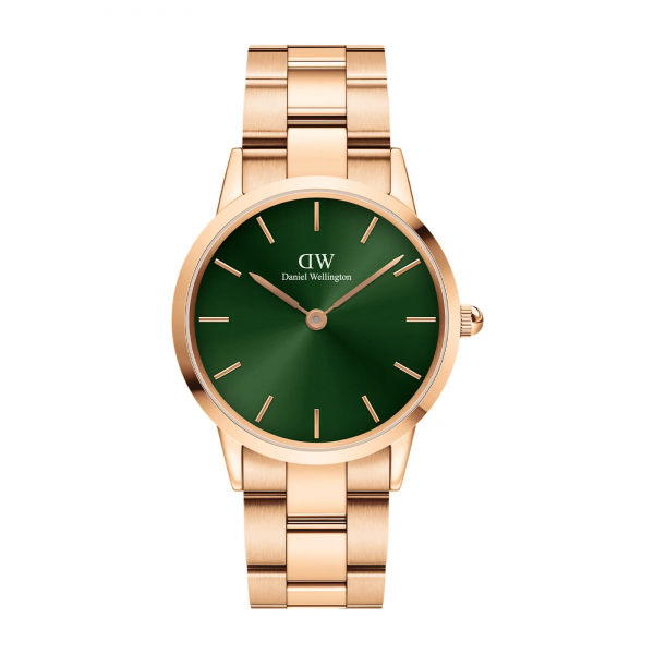 iconic link emerald pearl 36 mm