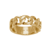 Nordahl Jewellery PANZER ring - forgyldt 7 mm