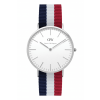 Daniel Wellington CLASSIC 40 mm Cambridge Silver ur-0