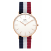 Daniel Wellington CLASSIC 40 mm Cambridge Rose ur-0