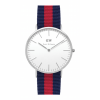 Daniel Wellington CLASSIC 36 and 40 mm Oxford Silver ur-00