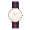 Daniel Wellington CLASSIC 36 and 40 mm Oxford Rose ur-0