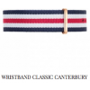 Løse NATO remme Daniel Wellington til 36 and 40 mm ure-00