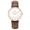 Daniel Wellington CLASSIC 36 and 40 mm St. Mawes Rose ur-0