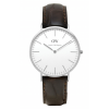 Daniel Wellington CLASSIC 36 and 40 mm York Silver ur-0