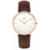 Daniel Wellington CLASSIC 36 and 40 mm Bristol Rose ur-00
